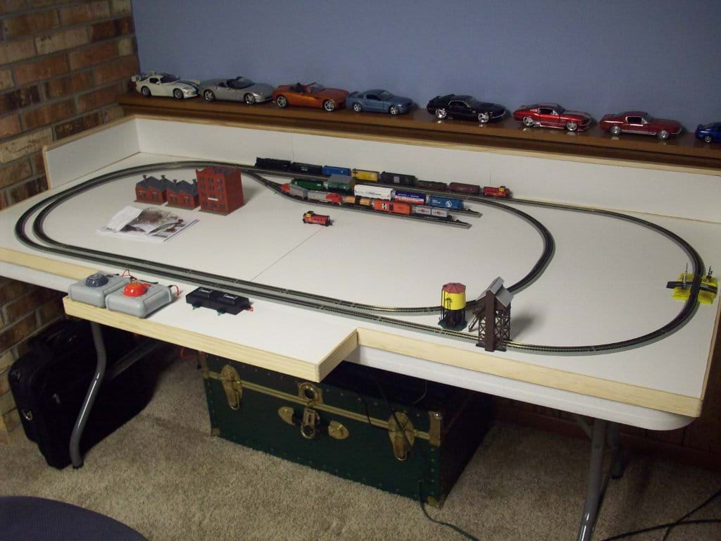Projects : N-Scale Train Layout