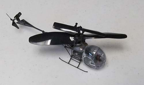 Air hogs havoc turbo blast helicopter