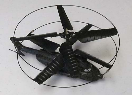 Transformers blackout RC helicopter
